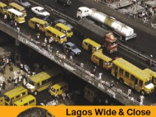 Lagos wide and close